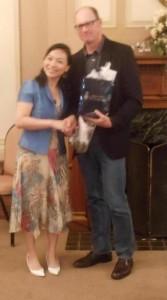 Lee Gowan & Anna Yin