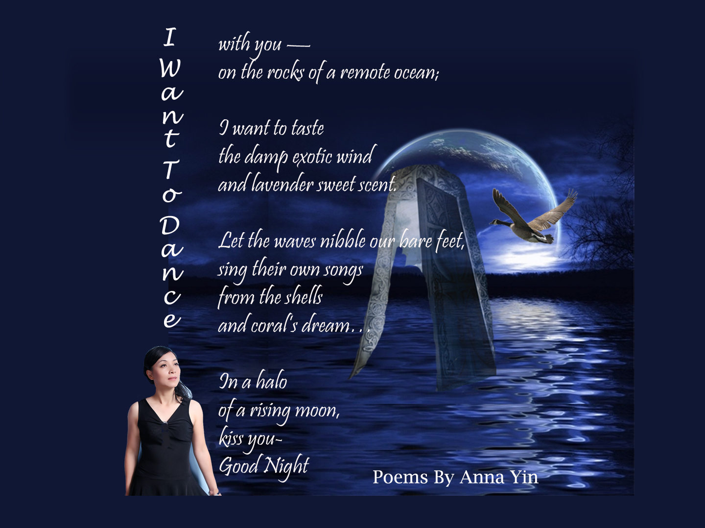 I Want to Dance - Anna Yin's Poetry AliveAnna Yin's Poetry Alive