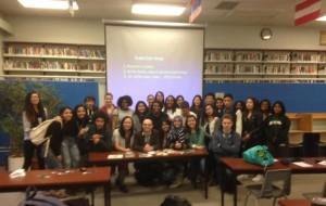 at Agincourt Collegiate Institute (Toronto)