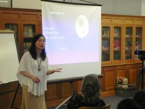 Anna Yin explains haiku